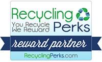 Recycling Perks Rewards Partner