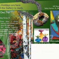 Gallery Postcard Design