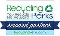 Recycling Perks Rewards Partner